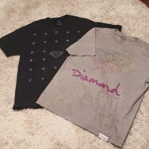 TWO DIAMOND Tshirts
